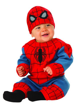Spider-Man Infant Romper