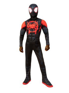 Miles Morales Spider Man Costume - Into the Spider-Verse