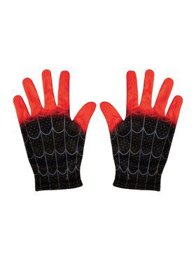 Kid's Spider-Man Into the Spider-Verse Miles Gloves