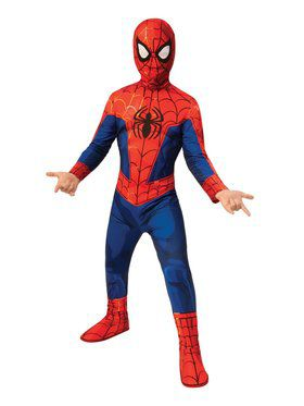 Spider Man Peter Parker Costume - Into the Spider-Verse