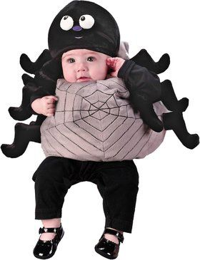 Spider Newborn Infant Costume