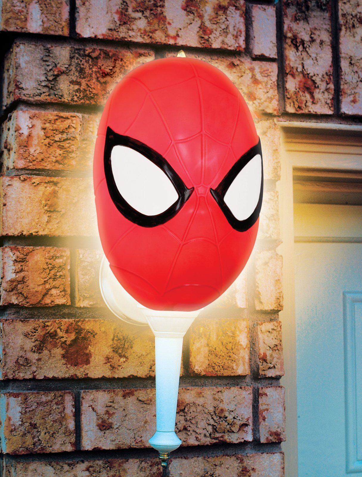 Spiderman Porch Light Cover 245231
