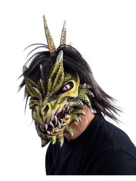 Spike the Dragon Adult Mask