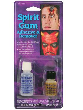 Gum and Remover Spirit Combo Pack