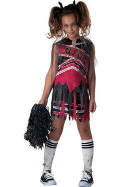 Spiritless Cheerleader Costume For Children