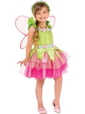 Spring Fairy Costume for Girls