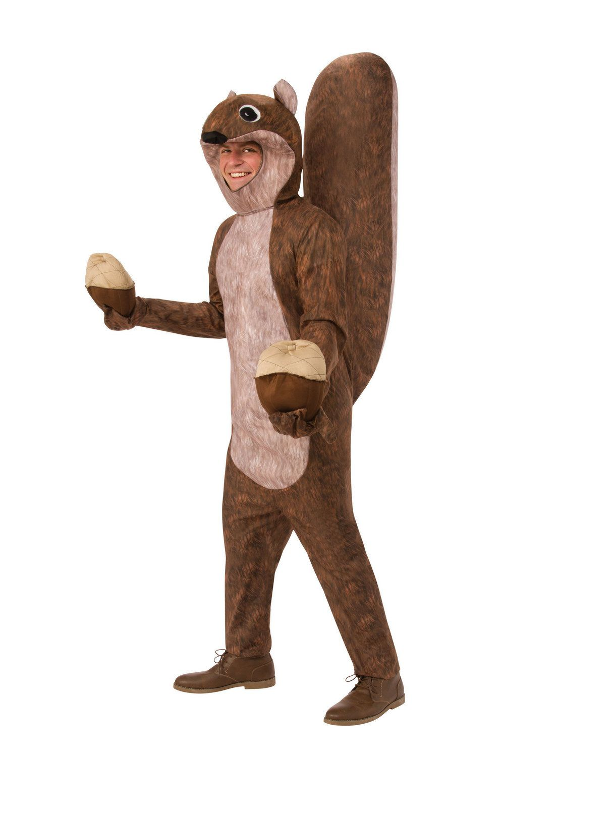 pet squirrel halloween costume