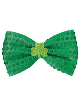 Adult St. Patrick's Day Choker Bowtie