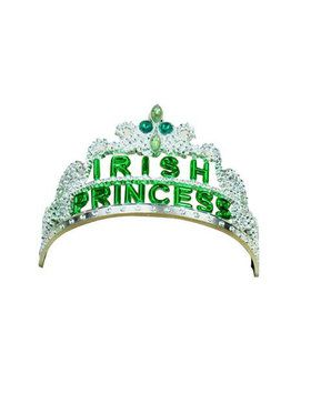 St Patrick's Day Irish Princess Tiara
