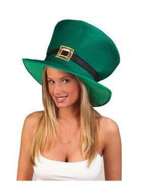 St. Pat's Tall Leprechaun Hat