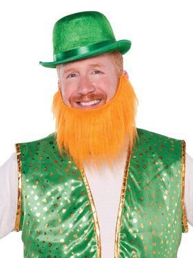 St. Patty's Day Leprechaun Beard