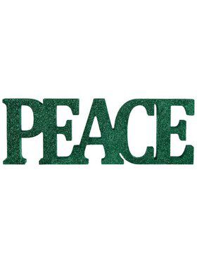 Standing Sign of Peace