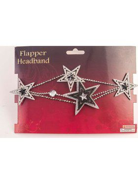 Star Flapper Headband Accessory