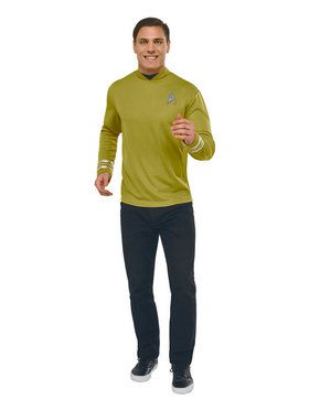 Star Trek 3 Kirk Men's Costume