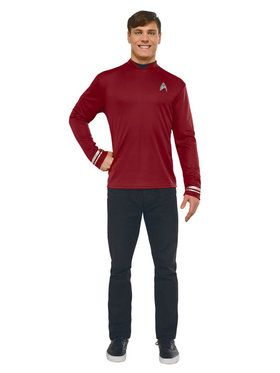 Deluxe Mens Star Trek Scotty Costume