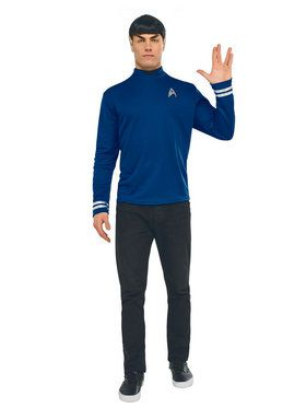 Star Trek 3 Spock Men's Costume
