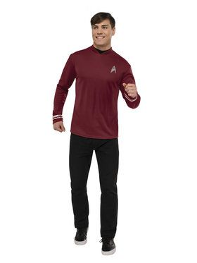 Star Trek Beyond: Scotty Adult Classic Shirt