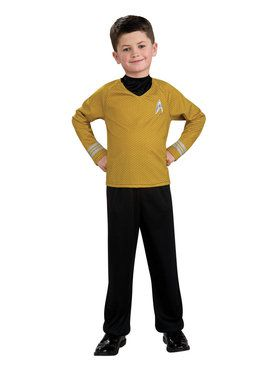 Star Trek Boys Captain Kirk Costume