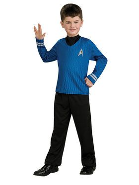 Star Trek Kids Spock Costume