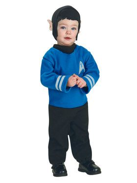 Star Trek Infant Spock Costume