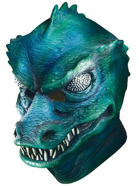 Star Trek Gorn Deluxe Mask