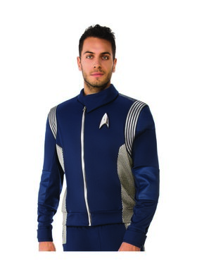 Star Trek Discovery Silver Science Uniform for Men