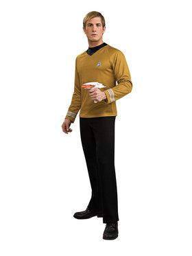 Adult Deluxe Captain Kirk Costume