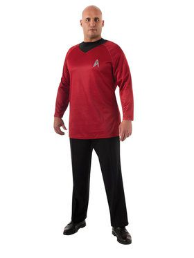 Scotty Deluxe Costume (Plus)