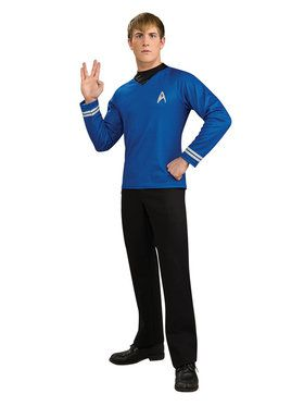 Adult Deluxe Spock Costume