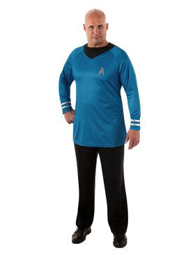 Spock Deluxe Costume (Plus Size)