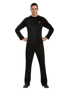 Adult Star Trek Off Duty Uniform