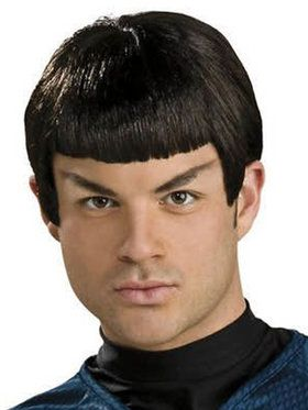 The Classic Adult Spock Wig