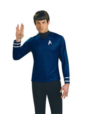 Star Trek Spock Wig with Ears