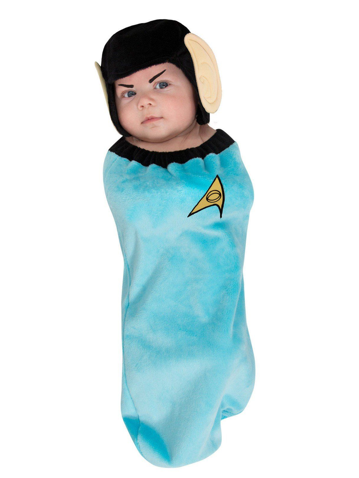 Newborn Star Trek Spock Costume  sc 1 st  Wholesale Halloween Costumes & Newborn Star Trek Spock Costume - Baby/Toddler Costumes for 2018 ...