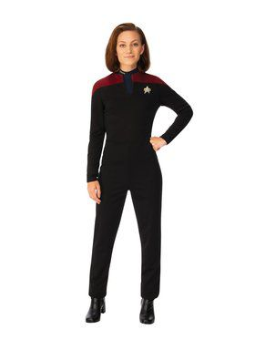 Adult Captain Kathryn Janeway Costume - Star Trek Voyager