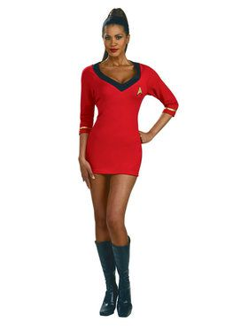 Secret Wishes Womens Uhura Costume