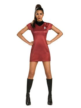 Womens Uhura Costume