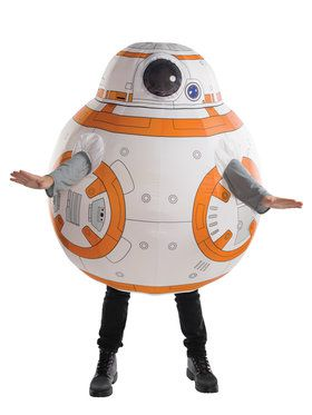 Adult Star Wars BB-8 Inflatable Costume For Adults