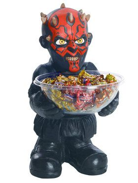 Star Wars Villain Collection: Darth Maul Candy Holder