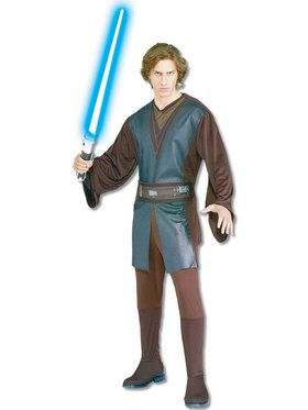 Star Wars Anakin Skywalker Costume For Adults