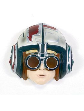 Star Wars Anakin Skywalker Racer 3/4 Mask