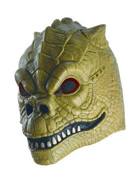 Adult Bossk Overhead Mask