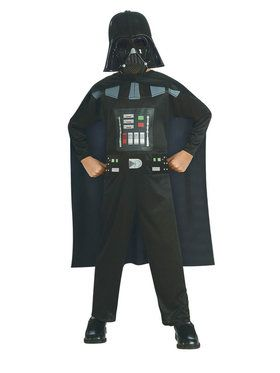 Kid's Epic Darth Vader Costume with Mask