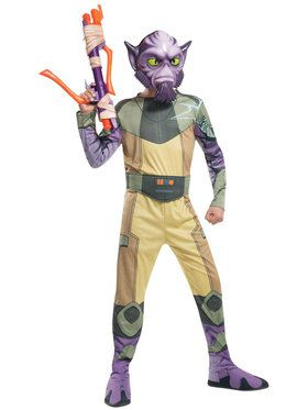 Star Wars Zeb Boys Costume