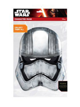 Captain Phasma Star Wars Face Mask