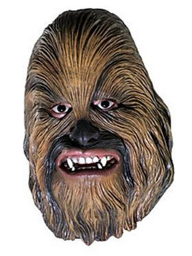 Star Wars Chewbacca 3/4 Mask