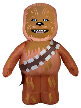 Star Wars Chewbacca Airblown Inflatable Prop