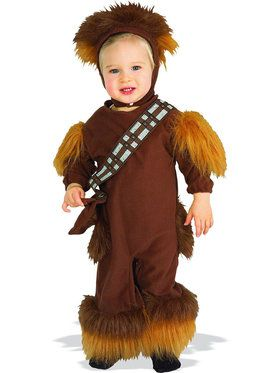 Star Wars Chewbacca Fleece Costume For Toddlers