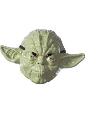 Star Wars: Classic Yoda Mask for Adults
