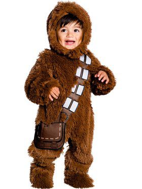 Star Wars Chewbacca Classic Deluxe Plush Costume